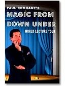Magic From Down Under - World Lecture Tour Book