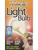 Magic Light Bulb Trick