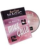 Magic Of Mike Gallo - Volume 1 DVD