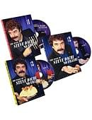 Magic of Steve Dacri Vol 1-3 DVD