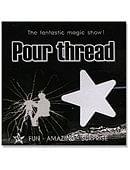Magic Pour Thread Streamer /1pack Paper) Trick