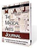 Magical Arts Journal Book