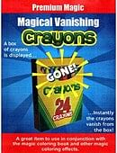 Magical Vanishing Crayons Trick