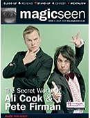Magicseen Magazine - March 2005 Magic download (ebook)