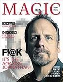 Magicseen Magazine - March 2021 magic by Magicseen Magazine