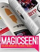 Magicseen Magazine - Subscription Renewal (August 2017 - August 2018) Magic download (ebook)