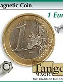 Magnetic Coin - 1 Euro Gimmicked coin