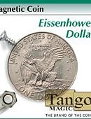 Magnetic Coin - Eisenhower Dollar Gimmicked coin