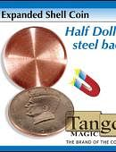Tango Expanded Magnetic Shell - Half Dollar  Gimmicked coin