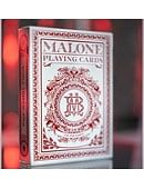 Malone Playing Cards Deck of cards