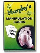 Manipulation Cards (White Backs) Accessory