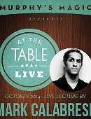 Mark Calabrese Live Lecture Live lecture
