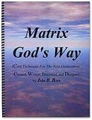 Matrix God's Way Book