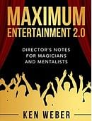 Maximum Entertainment 2.0: Expanded & Revised Book