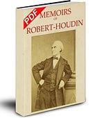 Memoirs of Robert-Houdin Magic download (ebook)