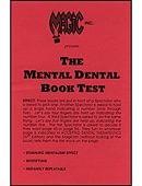 Mental Dental Book Test Book