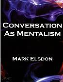 Conversation as Mentalism - Volume 1 - Book Book