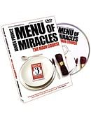 Menu of Miracles III - The Main Course DVD