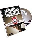 Menu of Miracles Volume 2 DVD