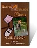 Mind Mysteries 3: Guide Book Book