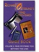 Mind Mysteries Guide Book Volume 5 Book