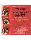 Mini Coloring Book Monte Book