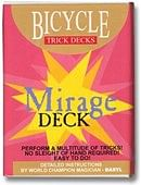 Mirage Deck (Bicycle) Deck of cards