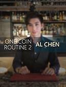 One Coin magic by Al Chen