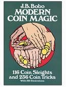 Modern Coin Magic Book