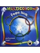 Multicolored Rope Link Trick