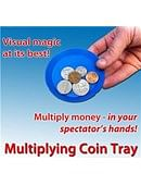 Multiplying Coin Tray Trick