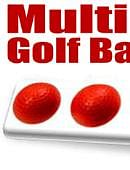 Multiplying Golf Balls (Red) Trick