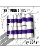 Mylar Throw Coils (Silver) Accessory