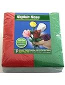 Napkin Rose Kit Trick