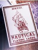 Nautical Playing Cards Deck of cards