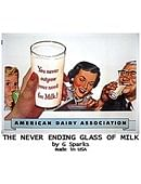 Never Ending Glass of Milk