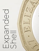 NEW British Pound Coin - Expanded Shell (Shimmed) Gimmicked coin