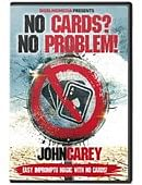 No Cards, No Problem DVD or download