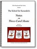 Notes on Three Card Monte Book