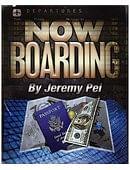 Now Boarding Trick
