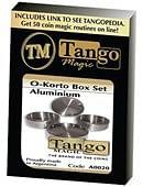 O-Korto Box Set Aluminum Trick