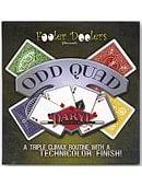 Odd Quad DVD