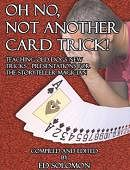 Oh No, Not Another Card Trick Trick