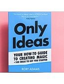 Only Ideas Book