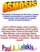 OSMOSIS I Magic download (ebook)