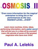 OSMOSIS II Magic download (ebook)