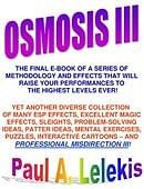 OSMOSIS III Magic download (ebook)