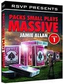 Packs Small Plays Massive Volume 1 DVD