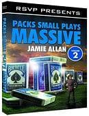 Packs Small Plays Massive Volume 2 DVD