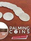 Palming Coin - Half Dollar (12 Coin Set) Gimmicked coin